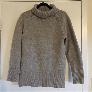 Babaton Knit Turtle Neck Sweater